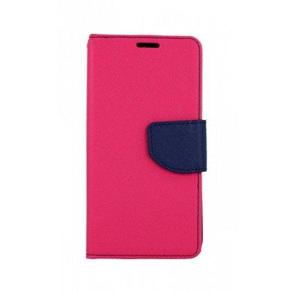 Flipové puzdro na Samsung A40 ružové
