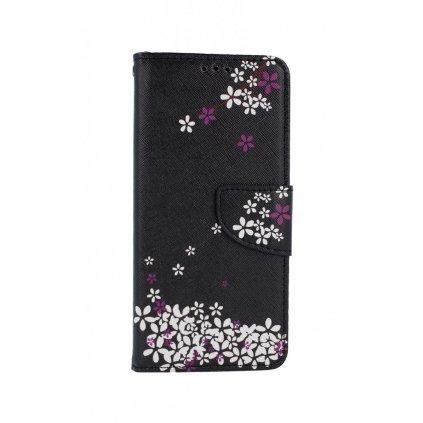 Flipové puzdro na Samsung A31 Kvety sakury