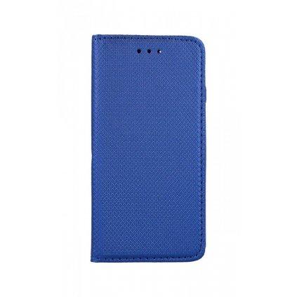 Flipové puzdro Smart Magnet na iPhone 6 / 6s modré