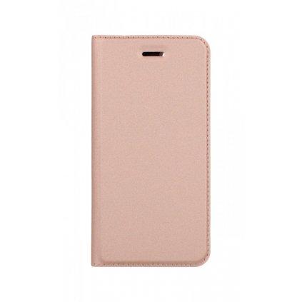 Flipové puzdro Dux Ducis na iPhone 8 ružové