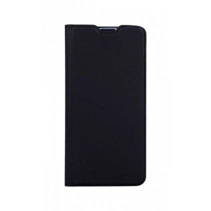 Flipové puzdro Dux Ducis na Huawei P30 Lite čierne