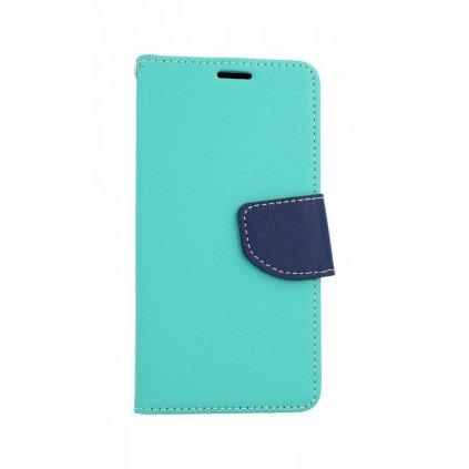 Flipové puzdro na Samsung A40 mentolové