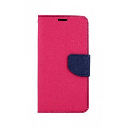 Flipové puzdro na Huawei Y5p ružové