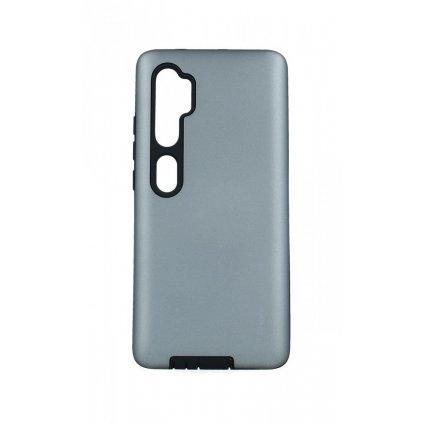 Zadný kryt Roar RICO na Xiaomi Mi Note 10 sivý