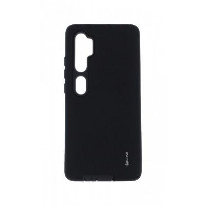 Zadný kryt Roar RICO na Xiaomi Mi Note 10 čierny