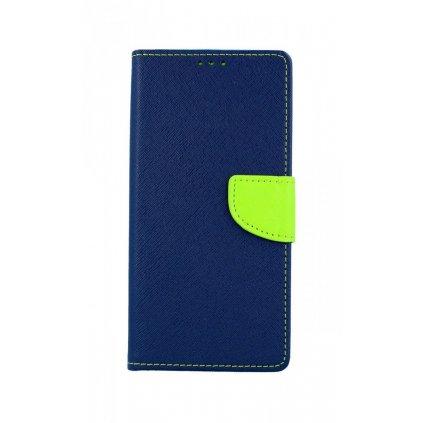 Flipové puzdro na Samsung A21s modré