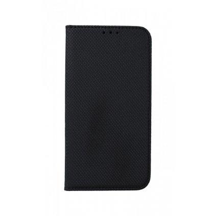 Flipové puzdro Smart Magnet na iPhone 12 čierne