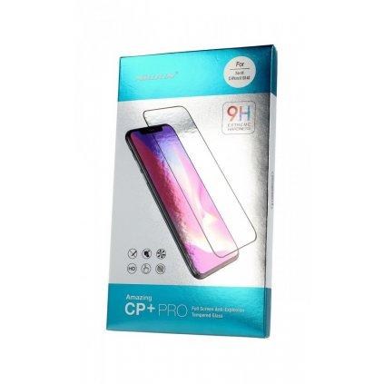 Tvrdené sklo Nillkin Amazing CP + PRO na Xiaomi Redmi Note 9 Full Cover čierne