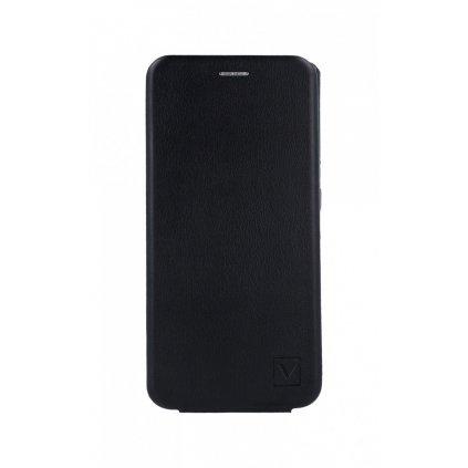 Flipové puzdro Vennus Elegance Flexi na Samsung A80 čierne