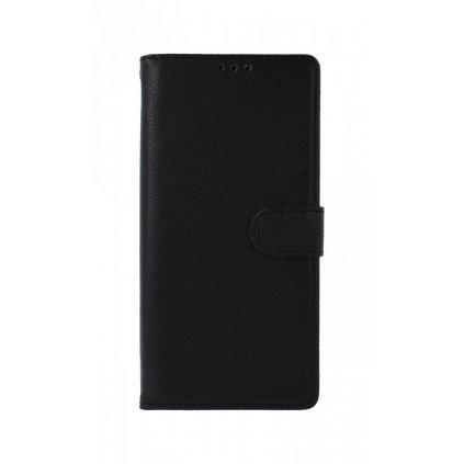 Flipová knižka na Xiaomi Redmi 9C čierne s prackou