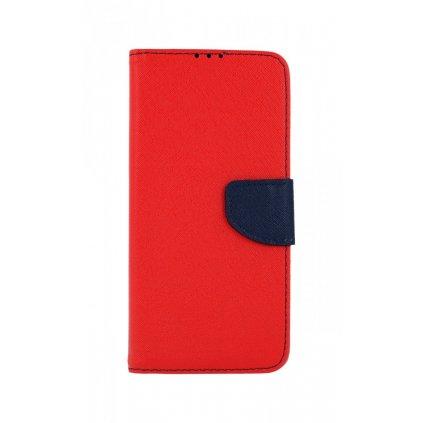 Flipové puzdro na Xiaomi Redmi Note 8 červené