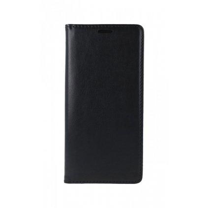 Flipové puzdro Magnet Book na Samsung A21s čierne