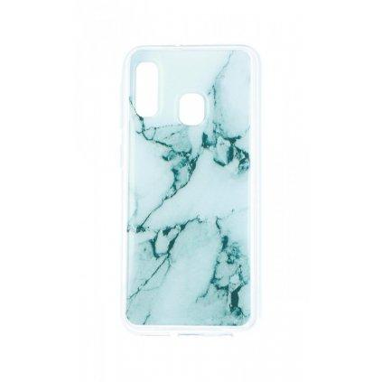 Zadný pevný kryt na Samsung A20e Marble Design 1