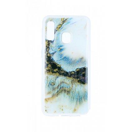 Zadný pevný kryt na Samsung A20e Marble Design 5