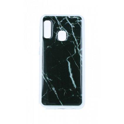 Zadný pevný kryt na Samsung A20e Marble Design 2
