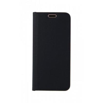 Flipové puzdro Luna Book na Samsung A20e čierne