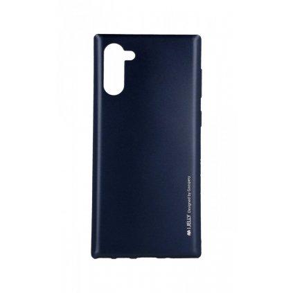Zadný kryt Mercury iJelly Metal na Samsung Note 10 čierny