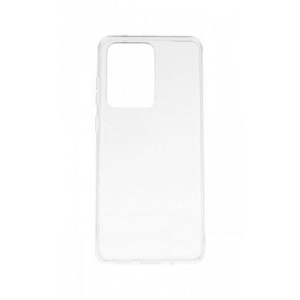 Zadný kryt Swissten Clear Jelly na Samsung S20 Ultra 5G priehľadný