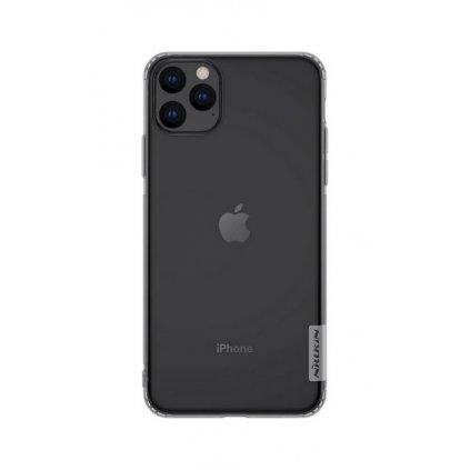 Ultratenký zadný kryt Nillkin na iPhone 11 Pro priehľadný