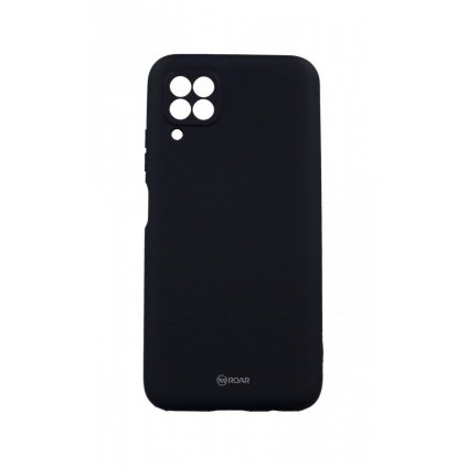 Zadný silikónový kryt Roar na Huawei P40 Lite čierny