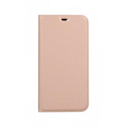 Flipové puzdro Dux Ducis na iPhone 12 mini ružové