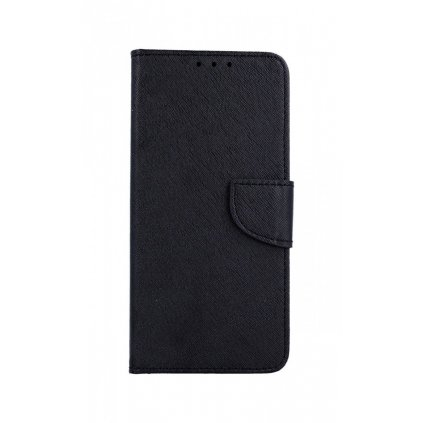 Flipové puzdro na Huawei P40 Lite čierne