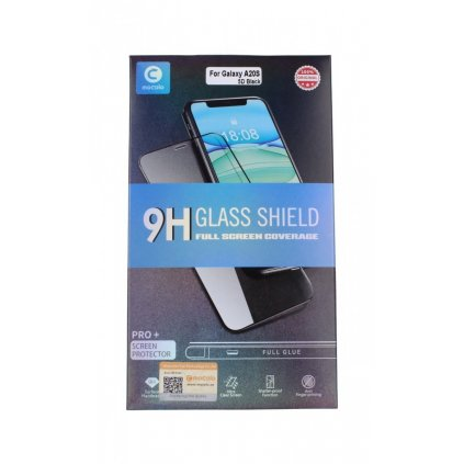 Tvrdené sklo Mocolo na Samsung A20s 5D čierne