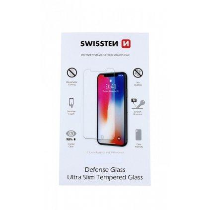 Tvrdené sklo Swissten na iPhone 12