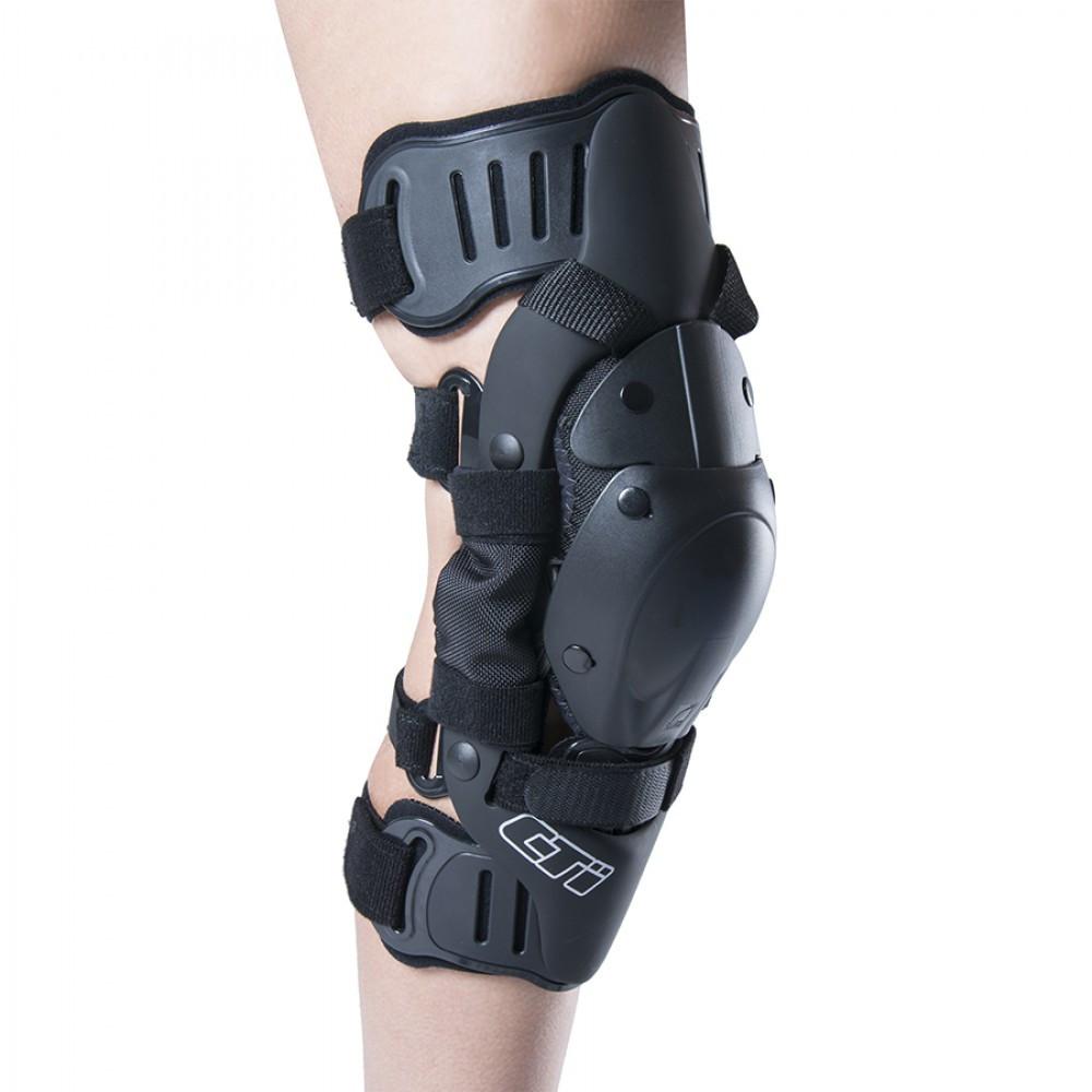 Chraňte kolenní klouby při náročném sportu ortézou na koleno CTi Össur