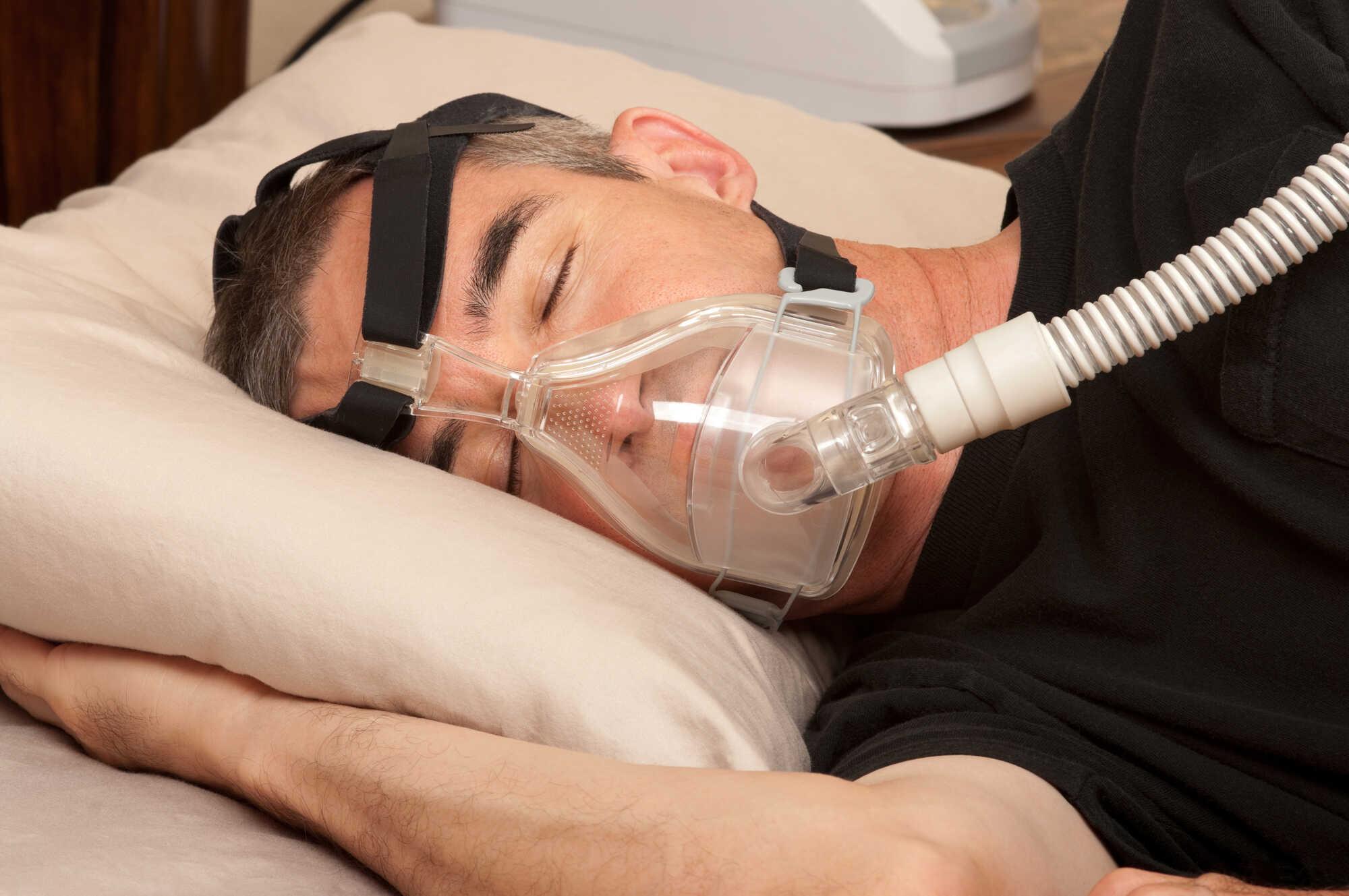 Co je to spánková apnoe?