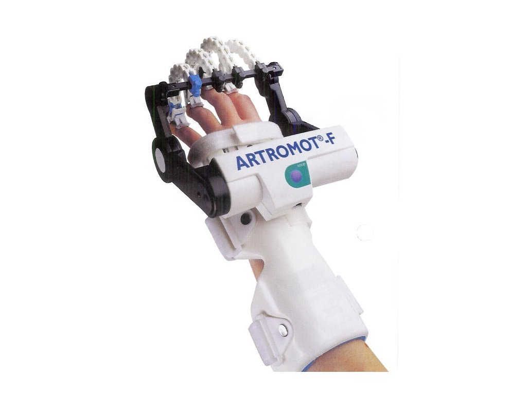 Artromot F - motodlaha na prsty