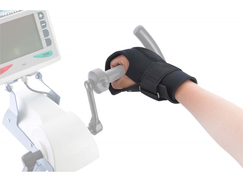 Neoprenová fixace ruky a zápěstí