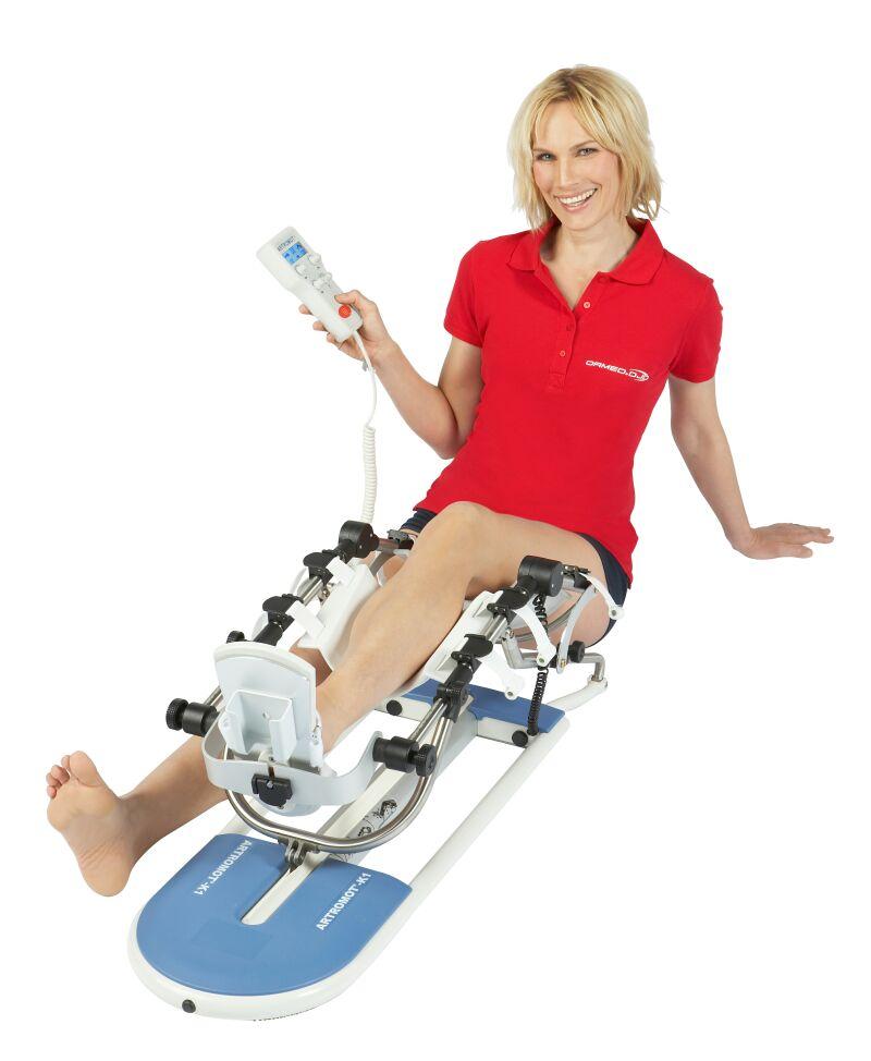 Rehabilitujte s motodlahou a vráťte sa po operácii TEP k športu rýchlejšie