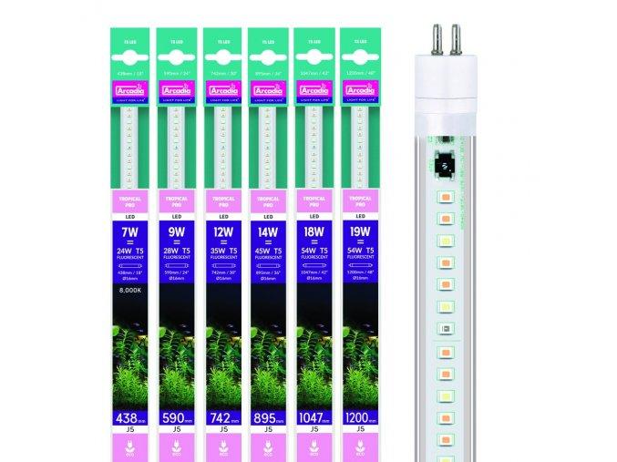 Arcadia JUWEL Original Tropical T5 LED 18W 438mm