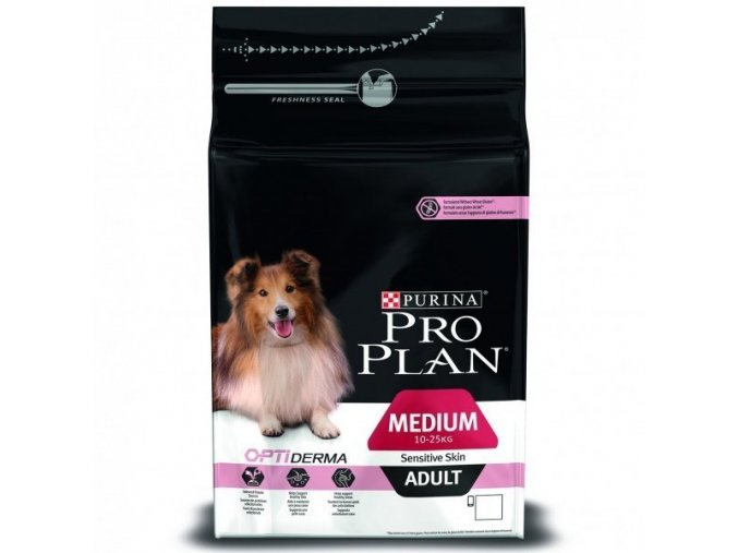 PURINA Pro Plan Adult Sensitive Salmon & Rice 14+2,5 kg Zdarma