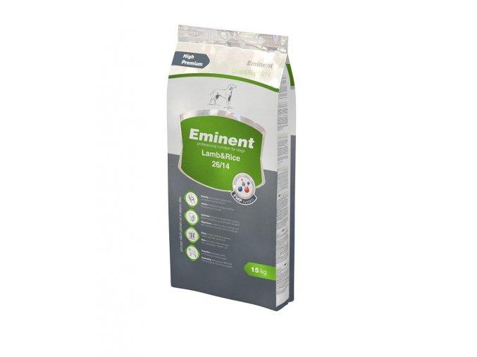 eminent lamb rice 15kg doprava zdarma