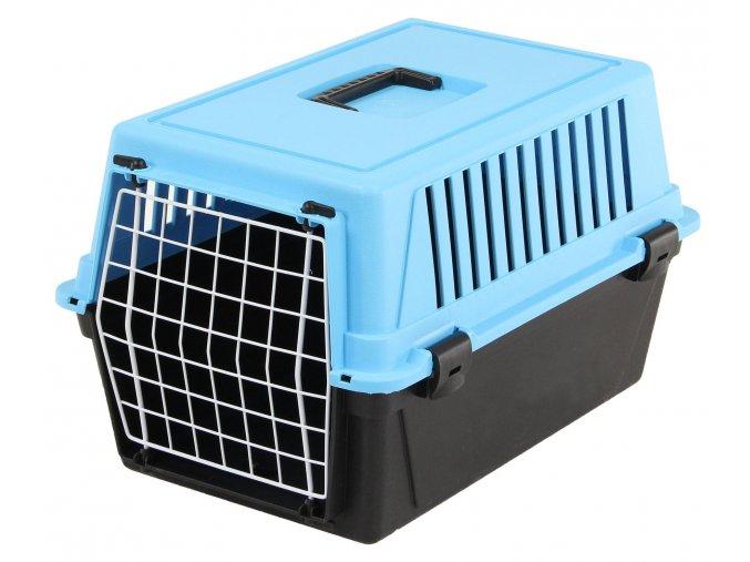 swisspet Transportbox Atlas 20 EL blau