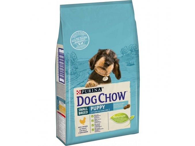 dog chow puppy mini 75kg kure