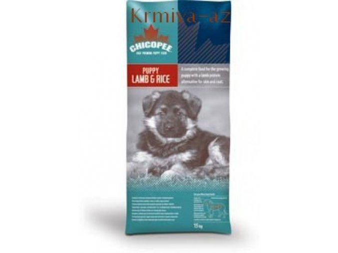 Chicopee Puppy Lamb and Rice 2 kg