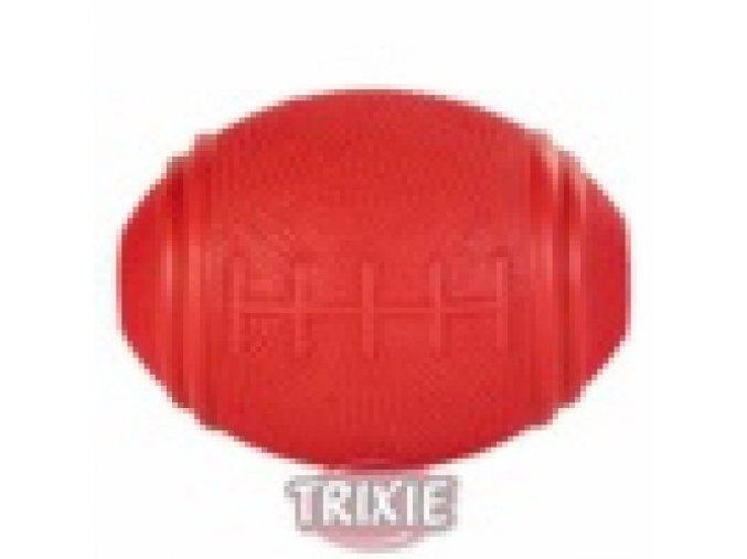 Hračka pro psy - Ragby míček-snack, 10 cm