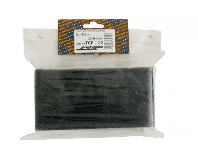 Lucky Reptile Thermo Clean - náhradní díly Aktivní uhlí pro Thermo Clean 150
