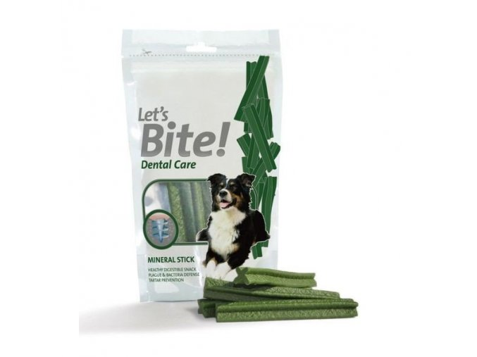 Lets Bite Mineral Stick 105g
