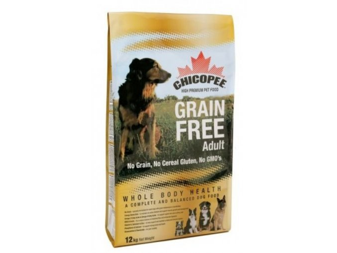 CHICOPEE ADULT GRAIN FREE 12 KG