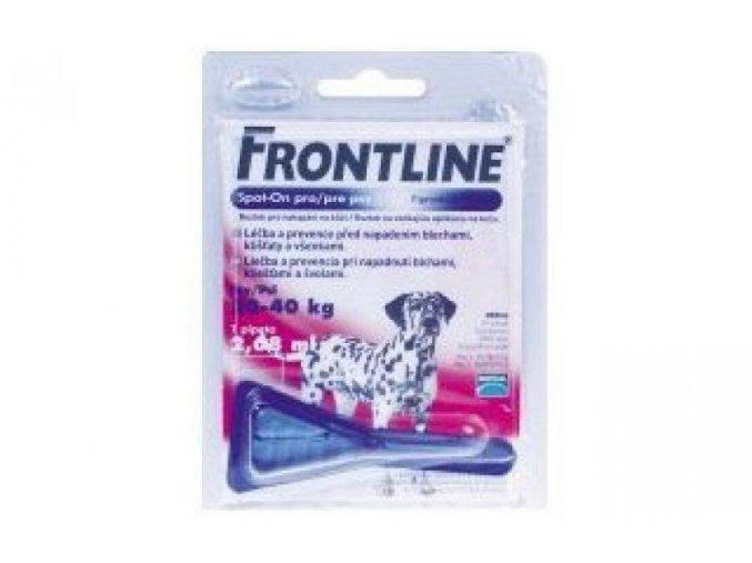 Merial Frontline spot on Dog L 1x 2,68ml