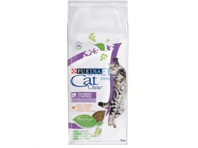 cat chow hairball control special care 15kg