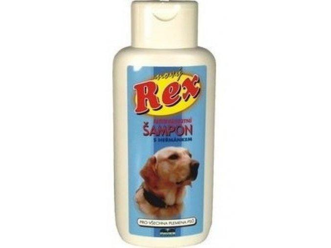 REX šampon antiparazitní 250ml-1646