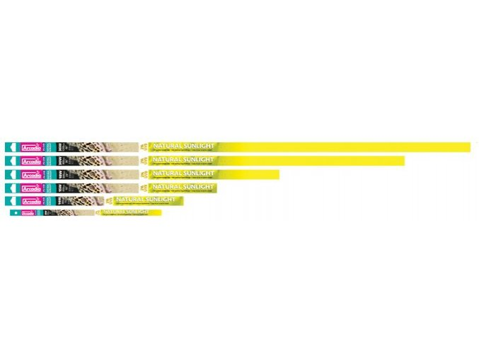 Arcadia Natural Sunlight 2.0 UVB T8 36W 120cm/26mm