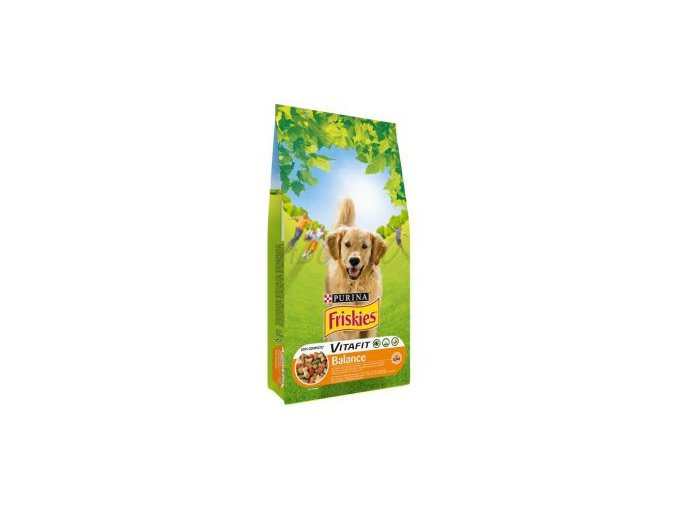 purina friskies dog adult ballance 15 kg