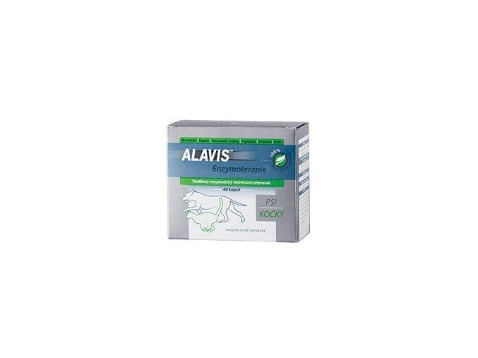 ALAVIS CURENZYM Enzymoterapie 40 kapslí