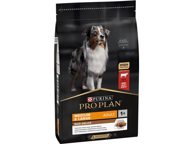 ProPlan Duo Delice Medium/Large Beef 10 kg